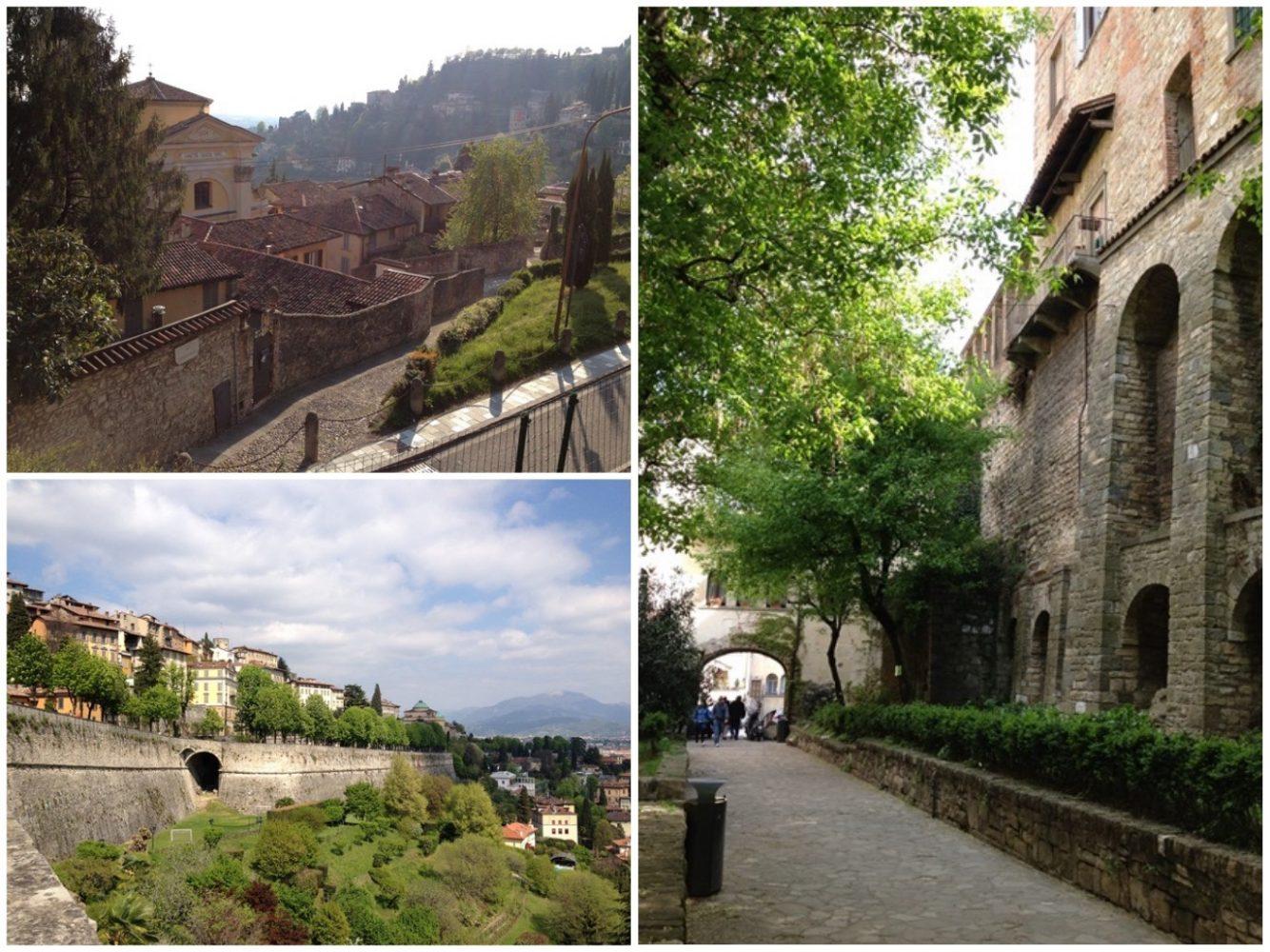visiting Bergamo