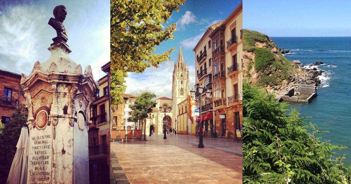 Excited to Visit Asturias – Past, Present and Future