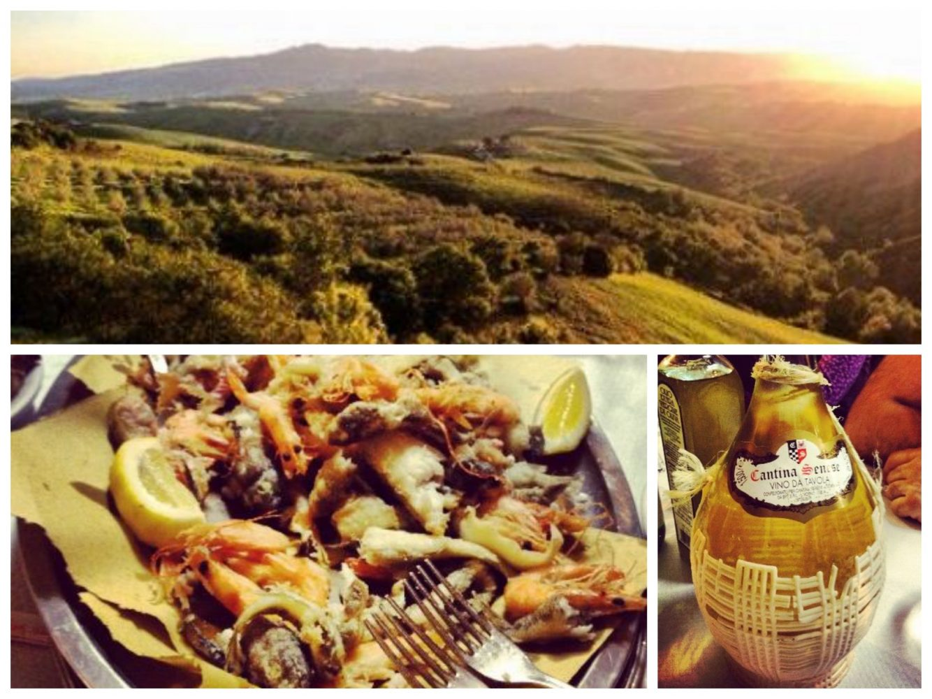 For the Best Seafood in Tuscany, Visit Livorno