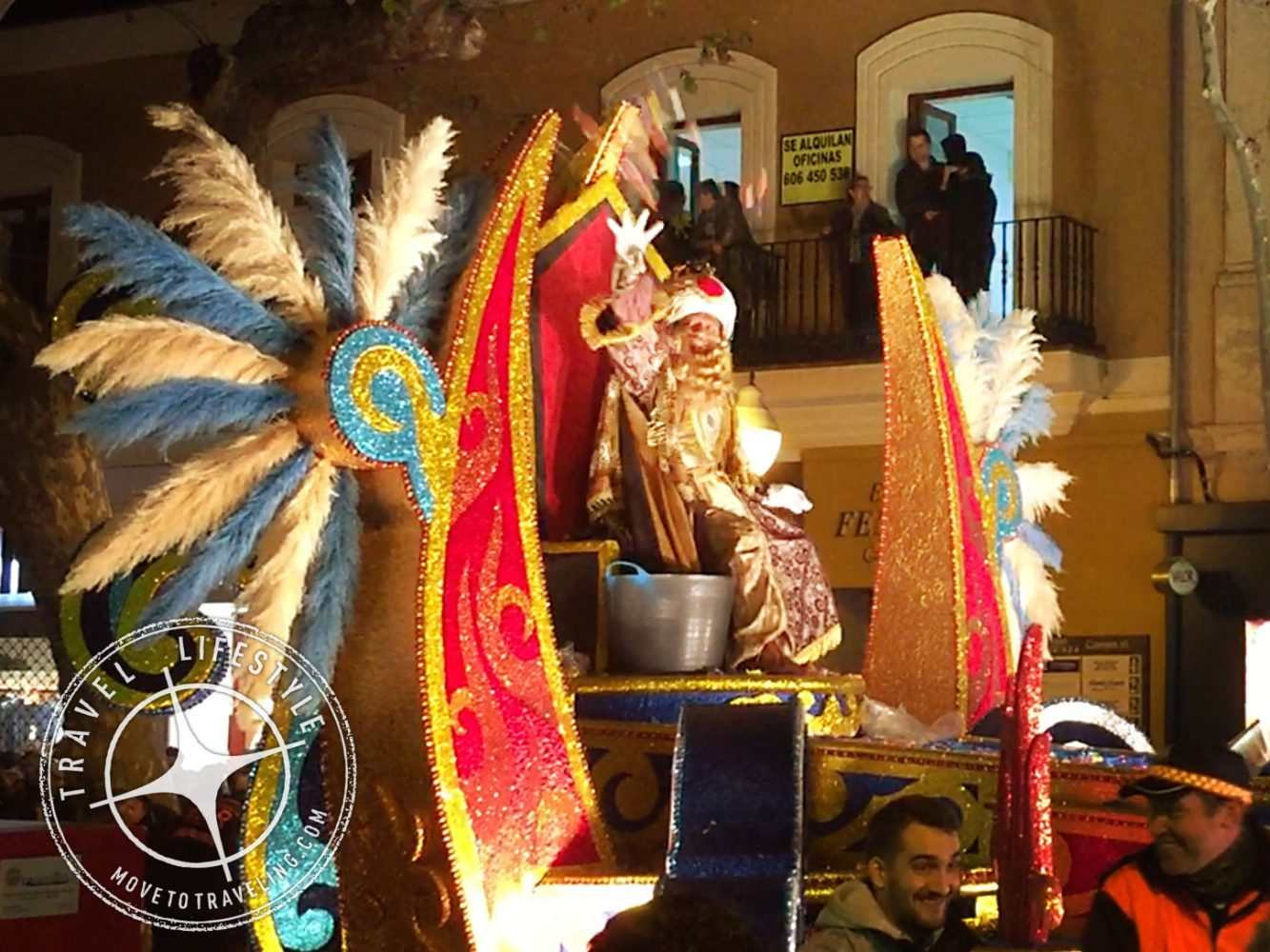 The Holidays Continue with Three Kings Day in Spain