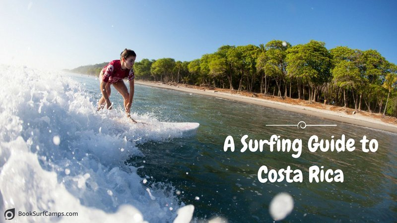 For the Best Beaches in Costa Rica, Follow the Surfers!