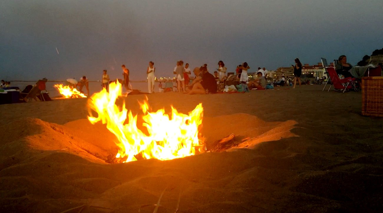 The Bonfires of San Juan – Spanish Festival Meets Summer Solstice