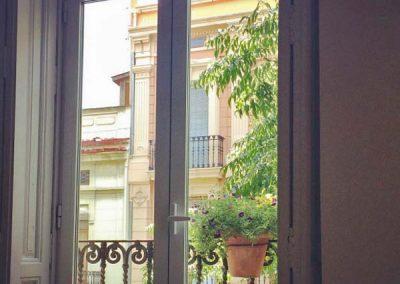 Valencia_Flat_balcony_view