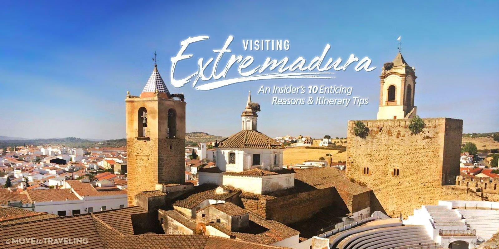 visiting Extremadura