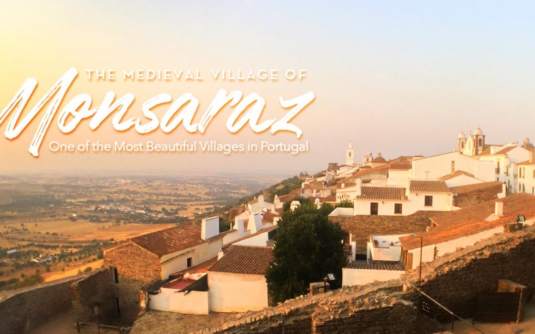 One of the Most Beautiful Villages in Portugal, the Medieval Village of Monsaraz