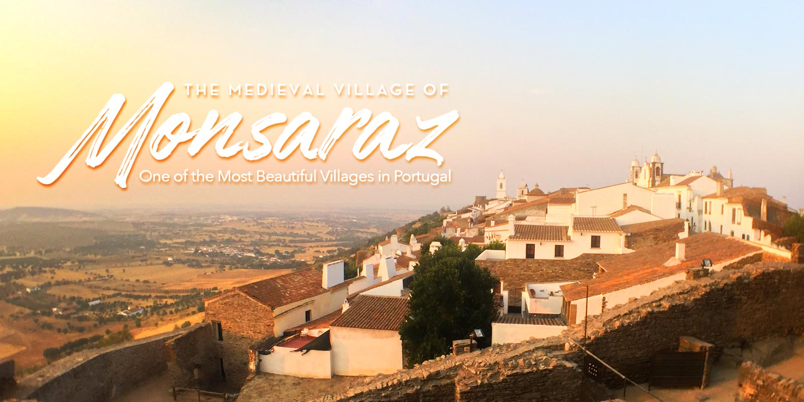 beautiful villages in Portugal