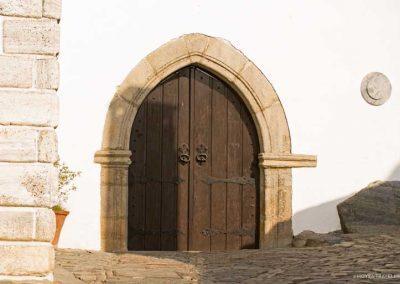 A charming doorway in Monsaraz