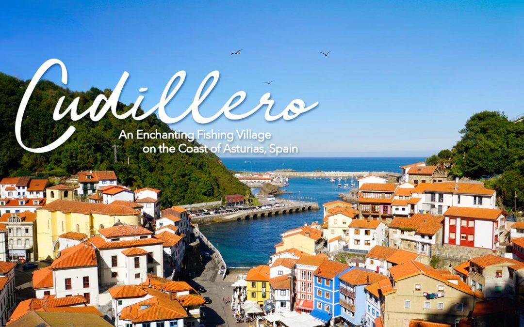 Cudillero, An Enchanting Fishing Village on the Coast of Asturias, Spain