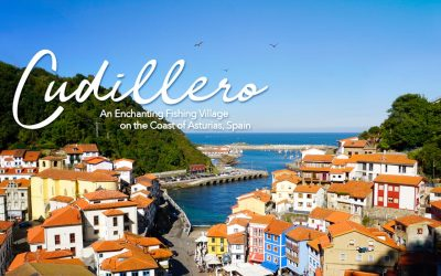 Cudillero, An Enchanting Fishing Village on the Coast of Asturias, Spain